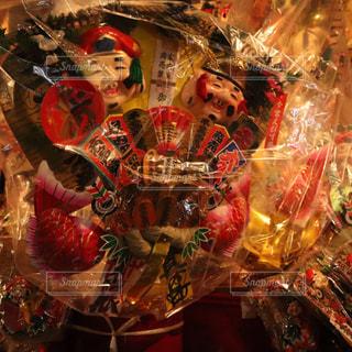 店のクリスマス ツリーの写真・画像素材[1730513]