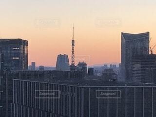 都市の高層ビルの写真・画像素材[1757065]