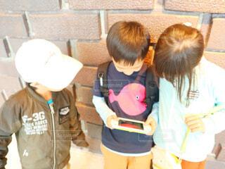 子どもの写真・画像素材[2030078]
