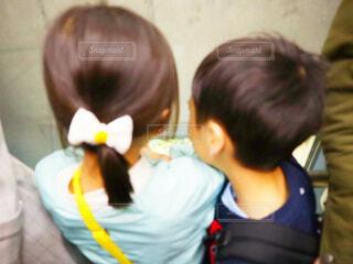 子どもの写真・画像素材[2030100]