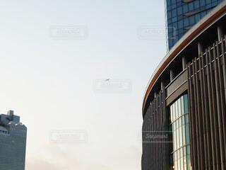 高い建物の写真・画像素材[3045848]