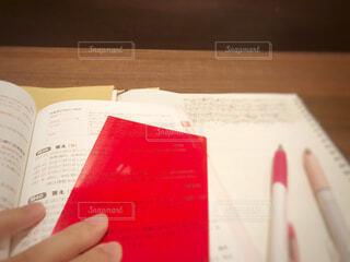 紙の片をクローズアップするの写真・画像素材[3093816]