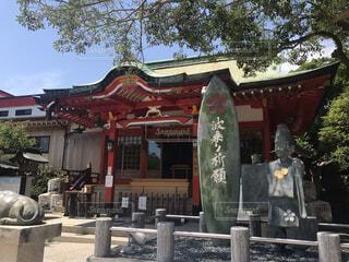 須磨綱敷天満宮の写真・画像素材[3345767]
