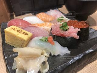 高木鮮魚店のお寿司の写真・画像素材[3441035]