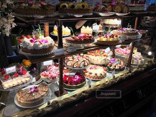 メルボルン市内のケーキショップの写真・画像素材[1528571]