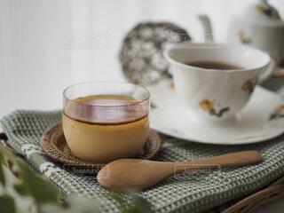 お茶の時間の写真・画像素材[1686201]