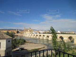 橋の先にの写真・画像素材[1530240]