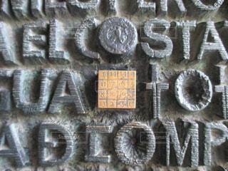 聖堂の扉の写真・画像素材[1530246]