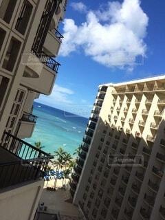 ホテルからの眺めの写真・画像素材[4032320]