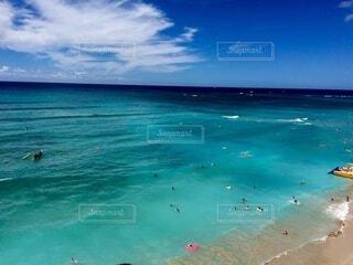 ビーチの写真・画像素材[4032324]