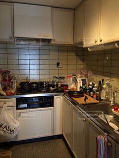 キッチンの写真・画像素材[51222]