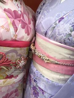 浅草💓着物デートの写真・画像素材[1531614]