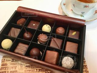 チョコの写真・画像素材[1791425]