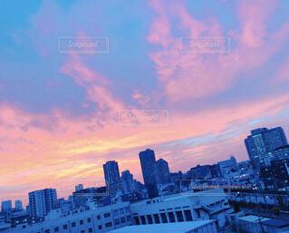 都会の景色の写真・画像素材[1533765]