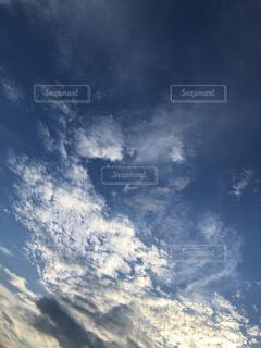 空と雲の写真・画像素材[1533769]