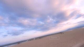 砂浜のビーチの写真・画像素材[1534100]
