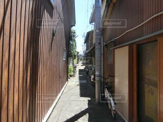 醤油発祥の地、湯浅の街並みの写真・画像素材[1533060]