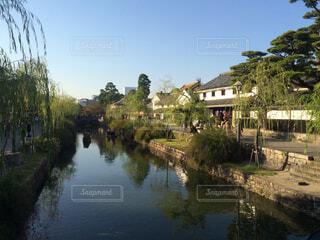 倉敷の街並みの写真・画像素材[1533390]