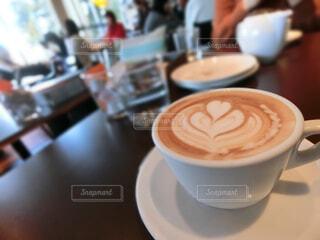 caffè e llatteの写真・画像素材[1561638]