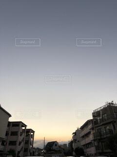 夕焼けの写真・画像素材[1578030]