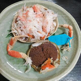 香箱蟹の写真・画像素材[1670309]