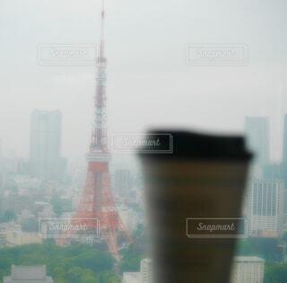 東京タワーの写真・画像素材[1537605]