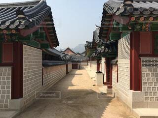 韓国ドラマの撮影場所の写真・画像素材[1545427]