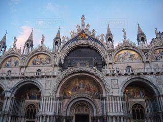 サン・マルコ寺院の写真・画像素材[1549589]