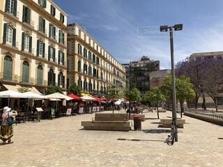 スペインの街並みの写真・画像素材[1542515]