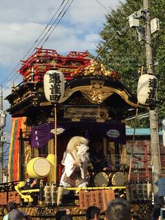 川越祭りの写真・画像素材[1556474]