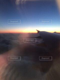 空の景色の写真・画像素材[1539104]