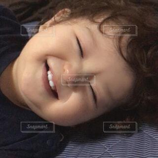 満面の笑みの写真・画像素材[1540487]