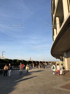 ヤフオクドームの入場ゲートをさがしの写真・画像素材[1538972]