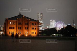 夜の街の景色 - No.726804