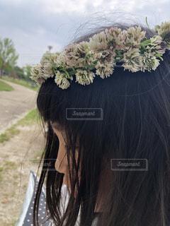 花かざりの写真・画像素材[2094023]