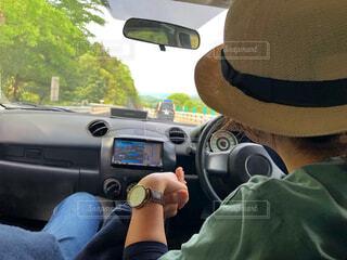 ドライブデートの写真・画像素材[2109928]
