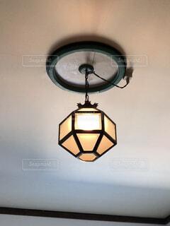 アンティーク照明の写真・画像素材[1539922]