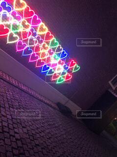 クローズ アップの光のの写真・画像素材[1542085]