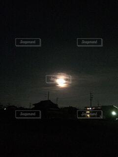 夜空の花火の写真・画像素材[1553426]