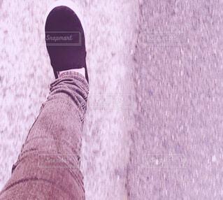歩こう♪歩こう♪私は元気~♪の写真・画像素材[1866497]