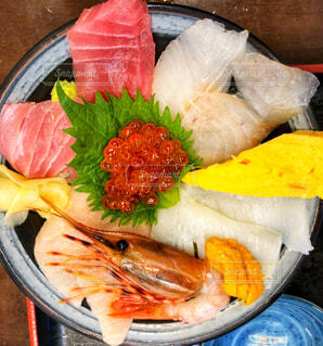 海鮮丼の写真・画像素材[1798386]