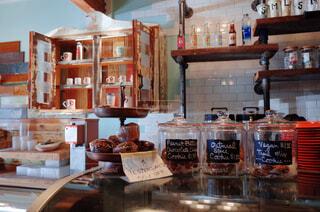 cafeの写真・画像素材[1544485]