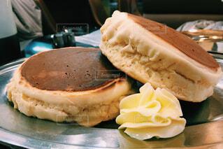 ホットケーキの写真・画像素材[1547017]