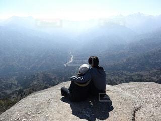山頂の写真・画像素材[1544422]