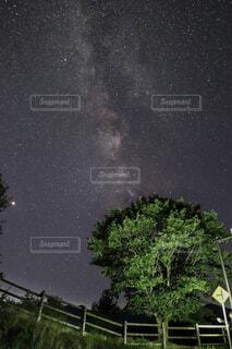 夜空の写真・画像素材[1554019]