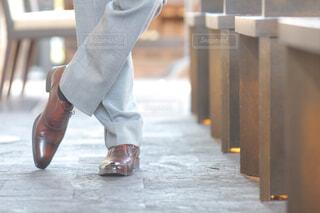 ただの靴の写真・画像素材[1546825]