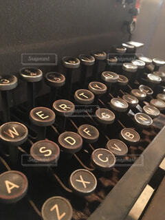 Typewriterの写真・画像素材[1546222]