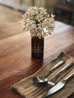 カフェの写真・画像素材[410092]
