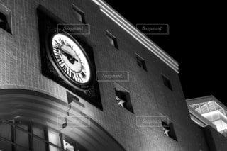 大時計の写真・画像素材[1546335]