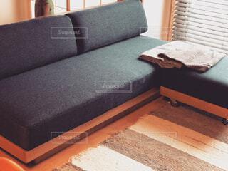 リビング ルーム ソファの写真・画像素材[1551215]